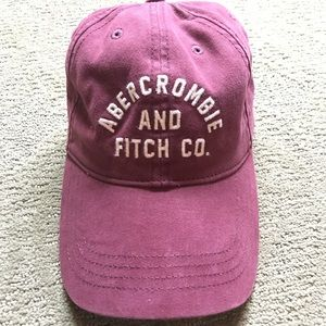 Abercrombie and Fitch Baseball Cap